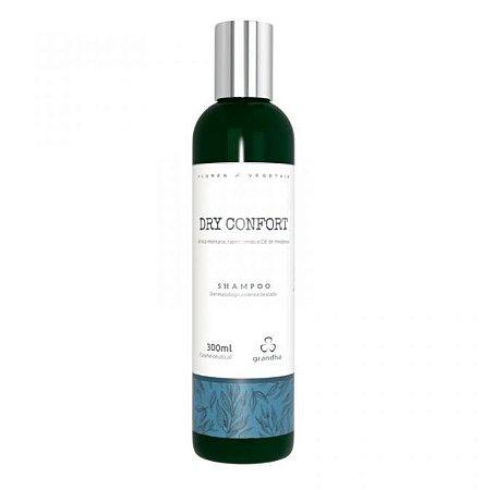 Dry Confort Shampoo Regulação da Oleosidade - 300 ml Grandha
