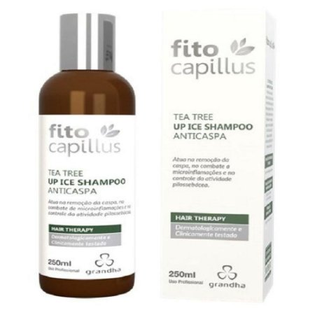 Fito Tea Tree Up Ice Shampoo Anticaspa 250 Grandha