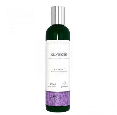 Refresh Shampoo Couro Cabeludo e Cabelos Sensíveis - 300 ml Grandha