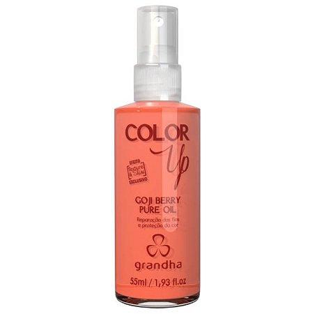 Color Up Goji Berry Pure Oil - Protetor da cor 55 ml Grandha
