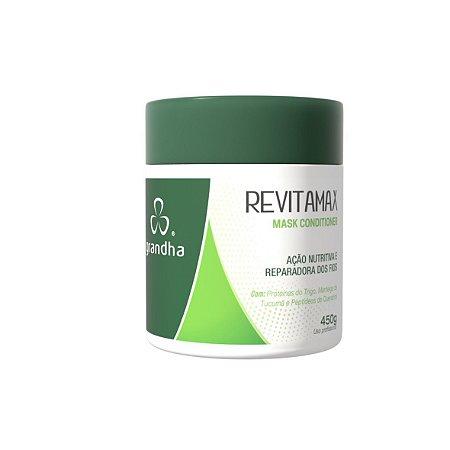 Revitamax Mask Conditioner Nutrição Intensa 450g Grandha
