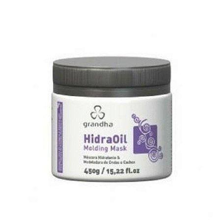 Hidraoil Molding Mask - Texturização de Crespos e Cachos 450g Grandha