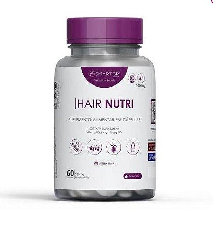 Nutri Hair Growth 60 Caps Suplemento - Smart GR