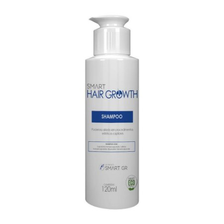 Shampoo Hair Growth 120ml Smart GR