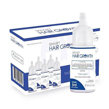 Ativo Micro Hair Growth Solution Pro 5 und Smart GR