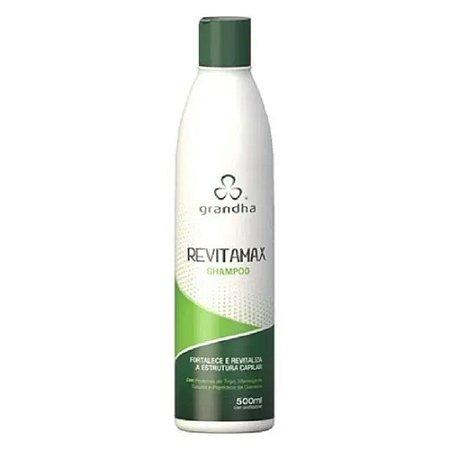 Revitamax Shampoo Nutrição Intensa 500ml Grandha