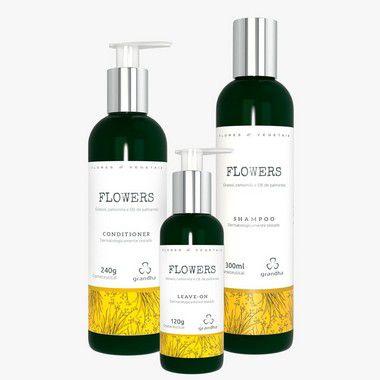 Kit Flowers Grandha