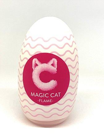 SUPER EGG CYBER SKIN MAGIC CAT - FLAME