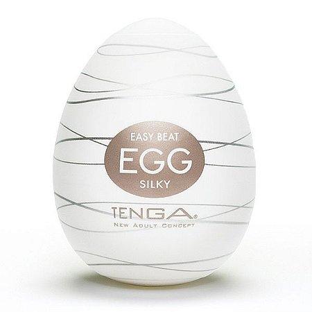 TENGA EGG SILK - MAGICAL KISS