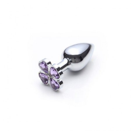 PLUG METAL LUST FLOWER DIAMOND PRATA