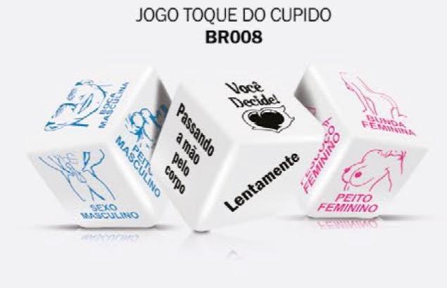 DADO TOQUE DO CUPIDO