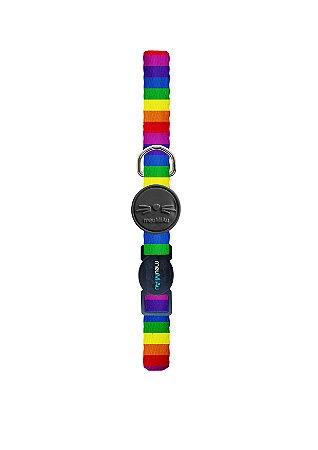 Coleira anti enforcamento meuMiau Rainbow