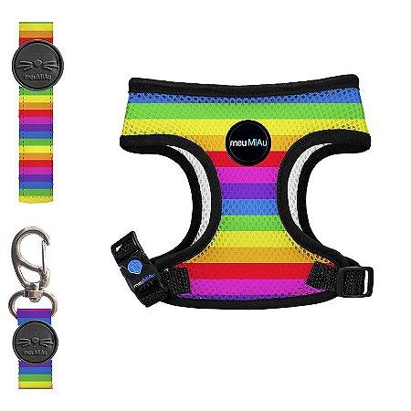 Kit Style meuMiAu Rainbow