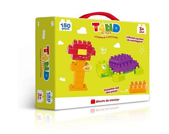 Tand Kids - Maleta 150 peças