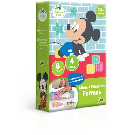 Disney Baby - Minhas Primeiras Formas