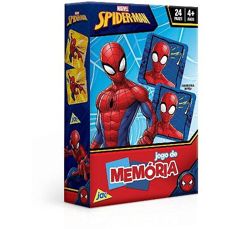 Spider Man - Jogo de Memória