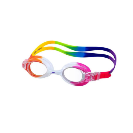 OCULOS SPEEDO QUICK JR II RAINBOW CRISTAL SP21