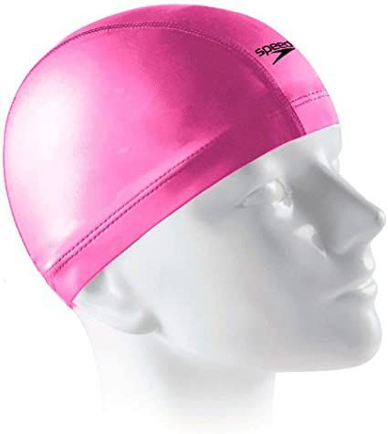 TOUCA SPEEDO CONFORT CAP ROSA