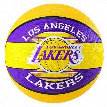 BOLA SPALDING NBA LAKERS 7