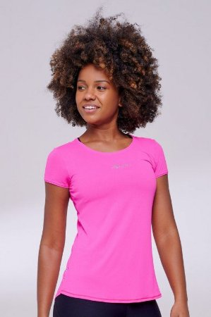 CAMISETA AUTHEN KEEP COOL ROSA SP21