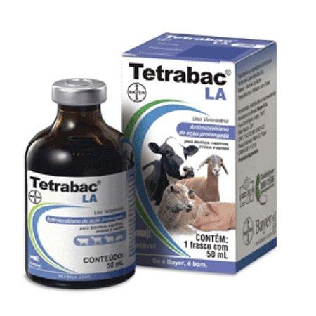 Oxitetraciclina (dihidrato) - Tetrabac