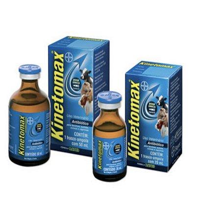 Kinetomax- Antibiótico