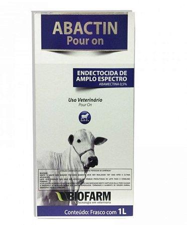 Endectocida de amplo espectro - Abactin
