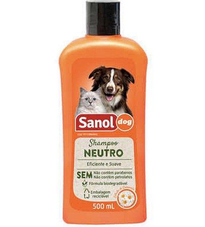Sanol Dog - Shampoo Neutro