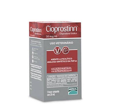 Cioprostinn - Cloprostenol Sódico
