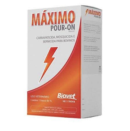 Máximo Pour-On Biovet