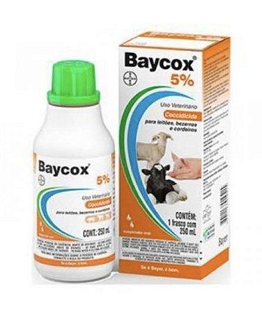 Baycox 5% 250ml