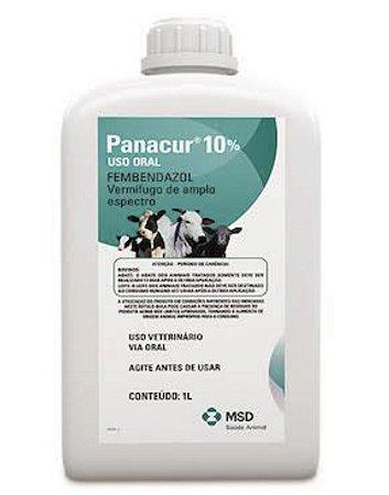 Panacur 10% 1L MSD