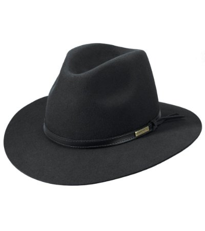 Chapéu Outback Feltro - Aba 6,5cm - Basic