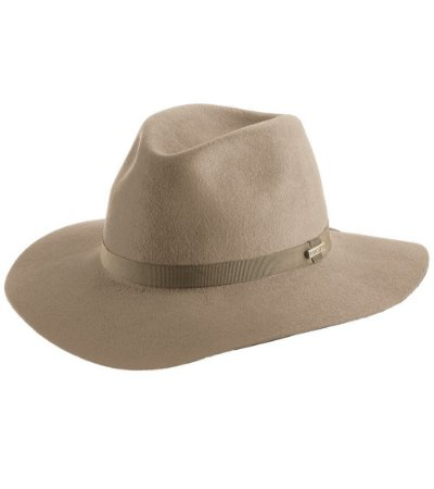 Chapéu Casual Feltro - Extra macio - Aba 8cm
