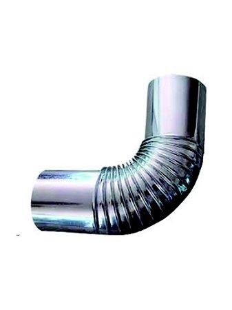 Curva Galvanizada 110, 115, 120 e 150mm