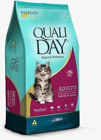 Ração Qualy Day Gatos