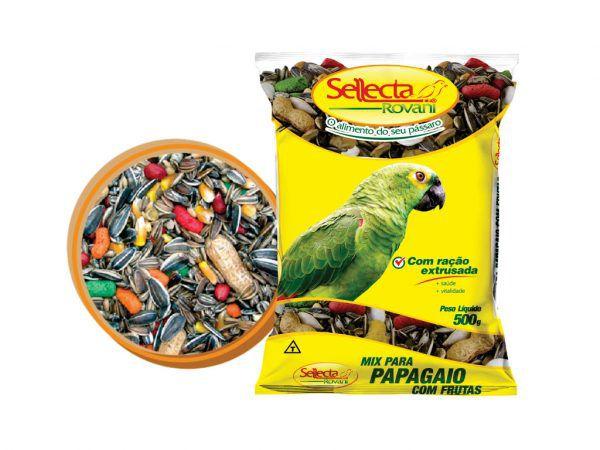 Mix Papagaio