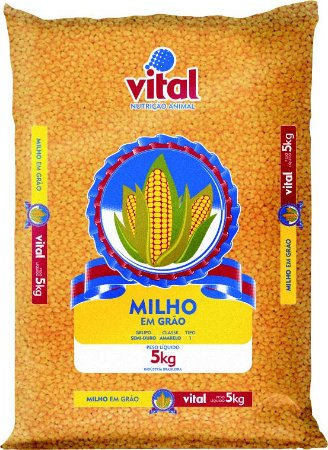 Milho em Grão Vital 5Kg