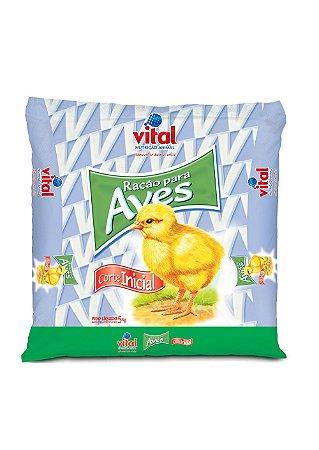 Ração Aves Corte Inicial  Vital 5KG
