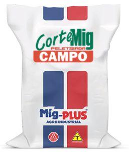 Ração para Gado de Corte Campo Mig-Plus 20Kg