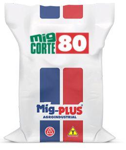 Ração para Gado de Corte 80 Mig-Plus 20Kg