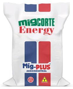 Ração para Gado de Corte Energy Mig-Plus 20Kg