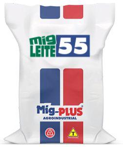 Ração Leite 55  Mig-Plus 20Kg
