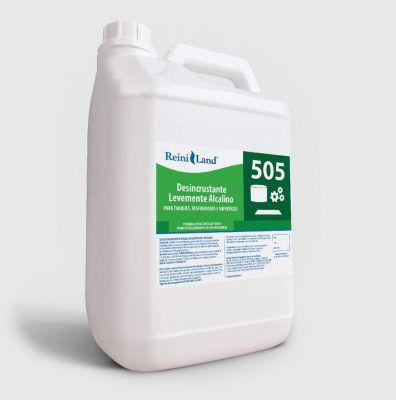 Detergente Reini Land 505 Desincrustante