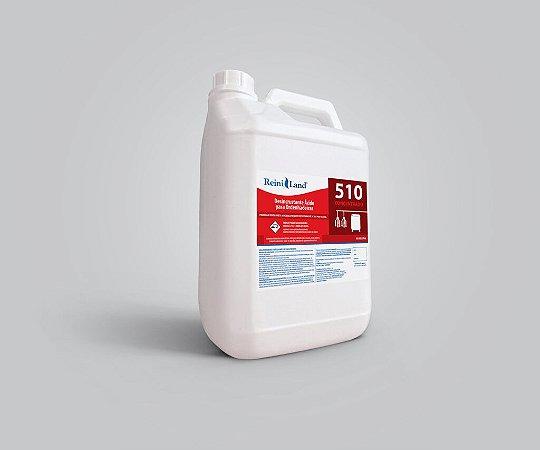 Detergente Reini Land 510 Concentrado