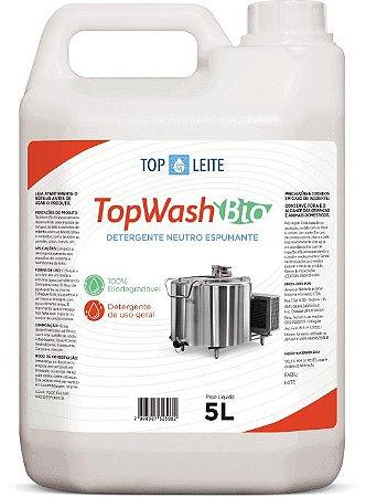 Detergente Top Wash Bio
