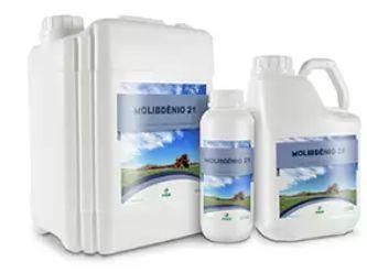 Fertilizante Molibidenio - 1, 5 e 20Lt