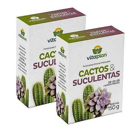 Fertilizante para Cactos e Suculentas