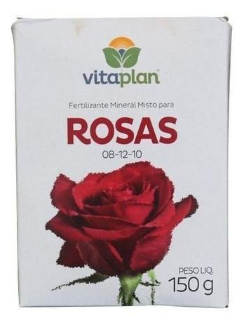 Fertilizante para Rosa
