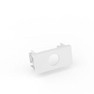 Módulo Furo Saída de fio  12,7 mm Beleze